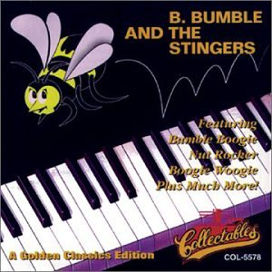 Image result for bee bumble and the stingers album