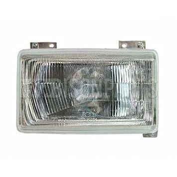 Headlight Headlamp Rh Os Aelb016 Lhd C W Beam Converters