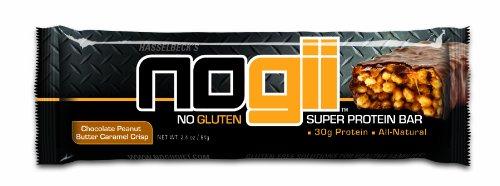 Nogii Super Protein Bar, Chocolate