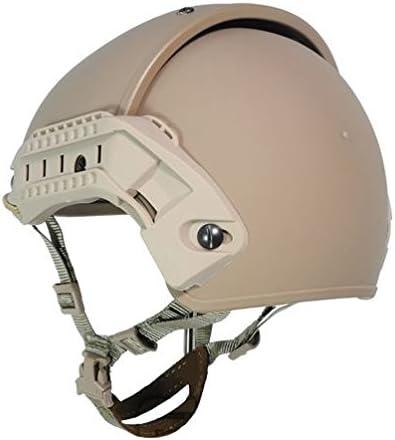 FMA Airsoft CP airframes Helmet Crye Style Tan Sable de