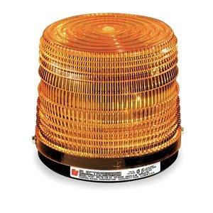 Amazon Com Federal Signal 141st 120a Strobe Light Amber 120vac