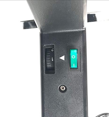 110v Electric Saddle Stapler Auto Rapid Stapler Flat+Saddle Binder Machine Book Binding Machine by Techtonda (Image #2)