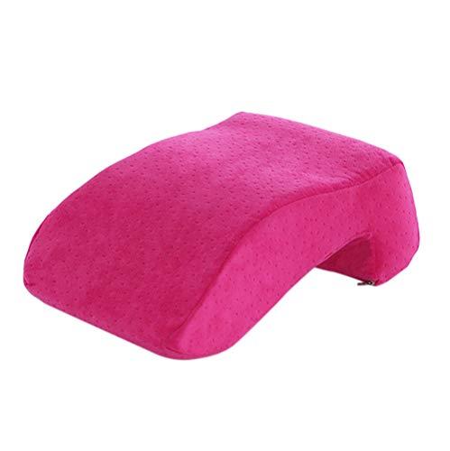 XUANOU L Type Nap Pillow Memory Cotton Slow Rebound Pillow Office Rest Pillow Student LSlow Rebound Memory Foam Office Rest Pillow by XUANOU (Image #1)