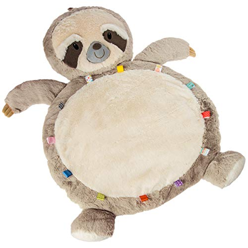 Taggies Super Soft Baby Mat, Molasses Sloth