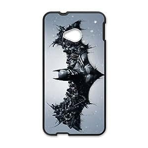 Happy Batman logo Phone Case for HTC One M7