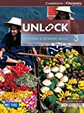 Cover of Unlock Level 3 Listening and Speaking Skills Student's Book and Online Workbook