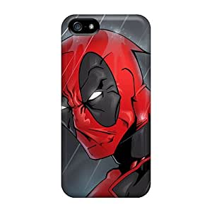 High Quality For Ipod Touch 4 Phone Case Cover With Provide Private Custom Lifelike Deadpool I4 Pattern KaraPerron