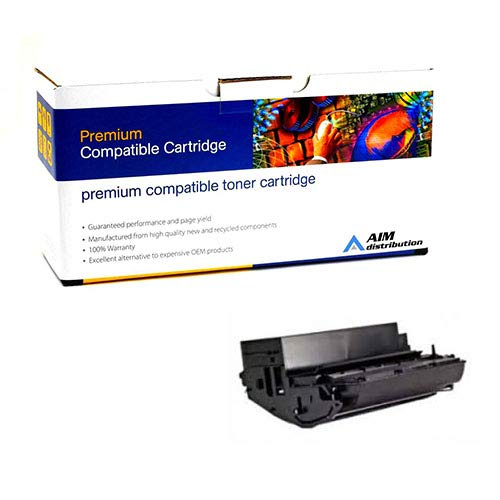 (AIM Compatible Replacement for PrintMaster TN4000 Toner Cartridge (14000 Page Yield) - Compatible to IBM 1382150 - Generic)