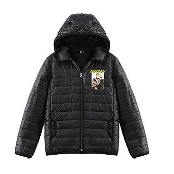 SERAPHY 2019 Super M Down Coat Kpop Super M Down Jacket Fashion Outerwear Warm Winterwear Fashion Kpop Pullover Hoodies -C01902-Black-2XS