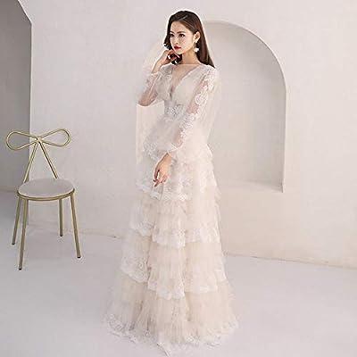 Vestido de Noche Blanco Falda Femenina Fiesta de Cumpleaños Nueva ...
