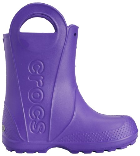 crocs 12803 Rain Boot (Toddler/Little Kid)