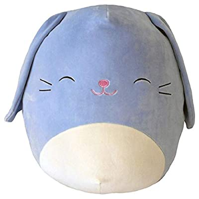 Squishmallow Kelly Toy 16 Inch Pillow Pet Plush (Blue Bunny)…: Home & Kitchen
