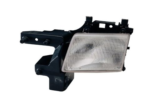Dodge VAN Full Size Replacement Headlight Assembly - (01 Dodge B2500 Van)