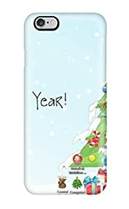 Case With Nice Appearance (Merry Bchristmas) For Case Cover For Apple Iphone 4/4S