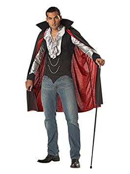 9fd77dbb8d1 Adult Very Cool Vampire Costume: Amazon.co.uk: Toys & Games