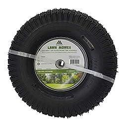 "MARASTAR 15x6.00-6"" Front Tire Assembly Repla"