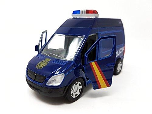 PLAYJOCS FURGÓN POLICÍA Nacional GT-3689 4