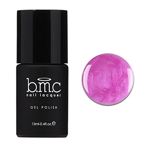 Maniology (formerly bmc) By Bundle Monster Gel Purple Lacquer Nail Polish - All That Collection, Wannabe ()