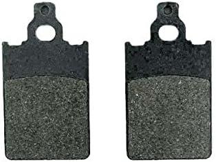 MetalGear Bremsbel/äge vorne L f/ür Malaguti CR1 50 Crosser ZJM43 1995-1998