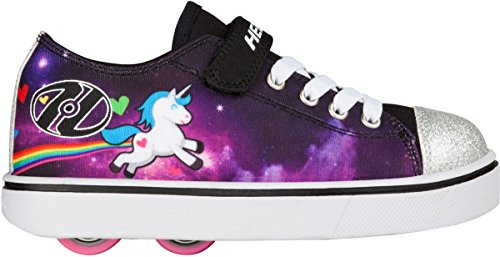 HEELYS SNAZZY X2 Schuh 2018 black/space/unicorn