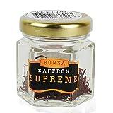 iranien Organic Pure Saffron, Superior Grade A (1 Grams). Finest Premium All Red Saffron Threads,