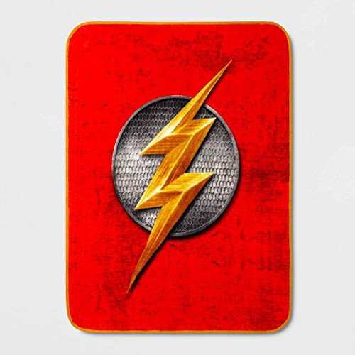 The Flash Throw Blanket