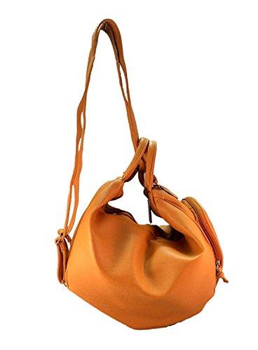 Offerta speciale nero elegante grande zaino donne borsetta