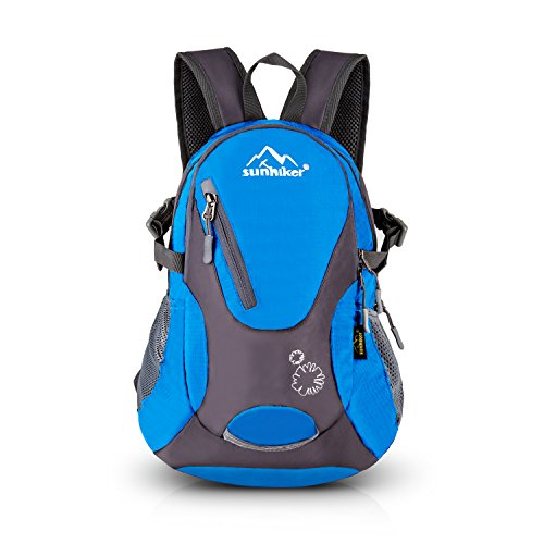 Water Resistant Travel Backpack Lightweight SMALL