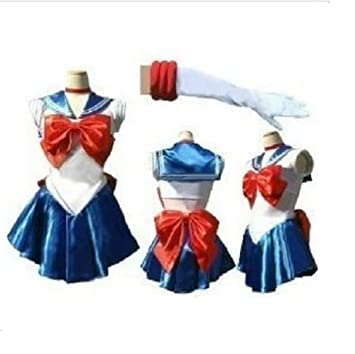 Ultra Narikiri! Tsukino Usagi style Cosplay Costume [size M for sailor woman] Sailor Moon Anime Cosplay by FB- Cosplay