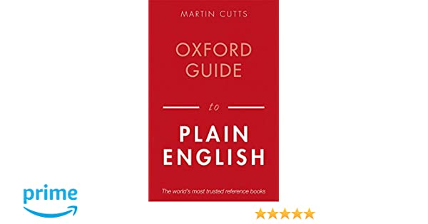 amazon com oxford guide to plain english oxford paperback rh amazon com oxford guide to plain english pdf download oxford guide to plain english download