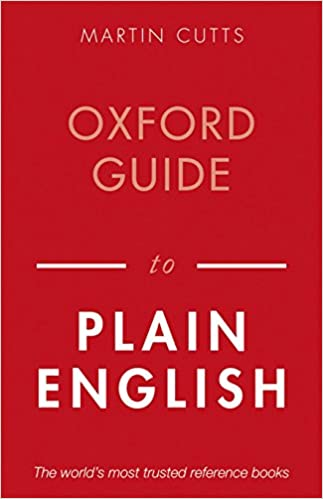 Amazon oxford guide to plain english oxford paperback amazon oxford guide to plain english oxford paperback reference 9780199669172 martin cutts books fandeluxe Images
