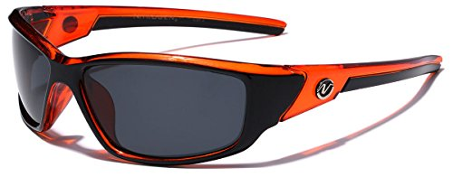 Polarized Sport Running Cycling Golf - Orange Sunglasses Cheap