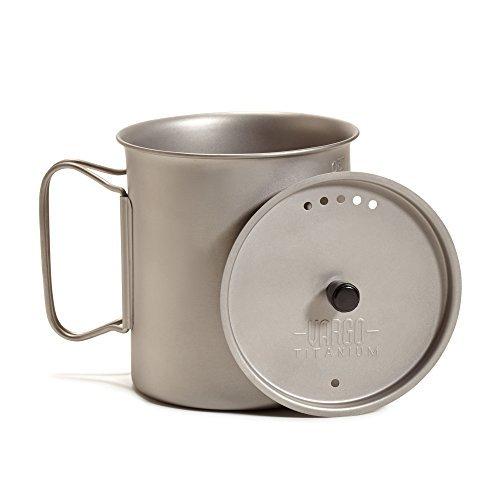 速くおよび自由な Vargo 750 Mug 750 Titanium Ti-lite Vargo Mug [並行輸入品] B06XFT4WCS, 菓匠庵はちまん京都プレミアム:8bc69771 --- movellplanejado.com.br