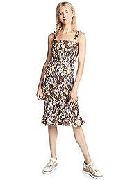 The Brand Women's Maya Midi Dress