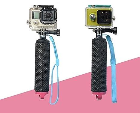 Monopod Palo Selfie Stick Sumergible para Camara Deportiva Sport CAM DV SJCAM SJ4000 SJ5000 Xiaomi: Amazon.es: Electrónica