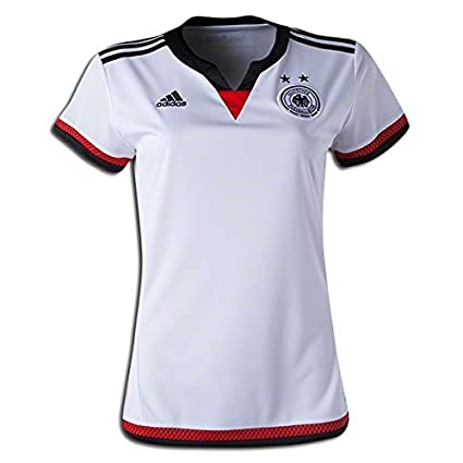 the best attitude ca6b9 497bd adidas Women's Soccer Germany Home Jersey