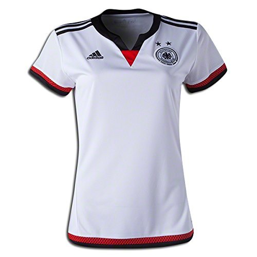 adidas Women's Soccer Germany Home Jersey