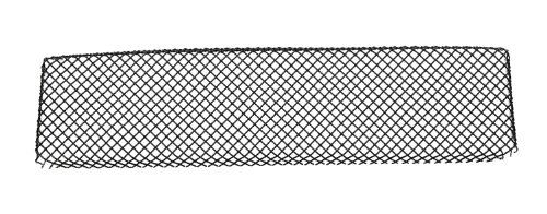 TRex Grilles 52569 Upper Class Small Formed Mesh Steel Black Finish Bumper Grille Bolt-on for Ford F150