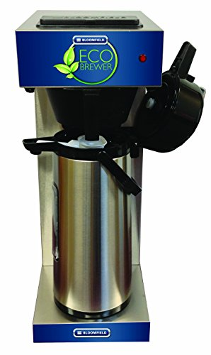 Bloomfield 4B-4774-A-120V Air Pod Brewer, 9'' Length x 14'' Width x 23'' Height by Bloomfield