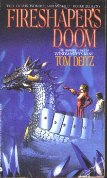 book cover of Fireshaper\'s Doom