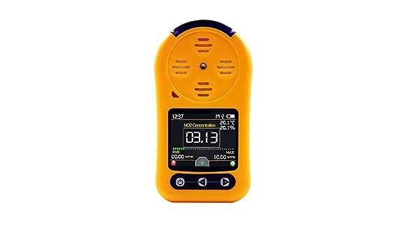 Portable nitrogen Dioxide Gas Detector: Amazon.com: Industrial & Scientific