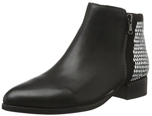 Giudecca Vrouwen Jy16r30-1 Korte Schacht Laarzen Zwart (black)