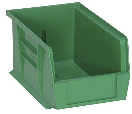 Quantum QUS221GN Green Ultra Stack and Hang Bin, 9-1/4