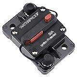 Cllena 50 Amp Circuit Breaker 12V-48V DC with
