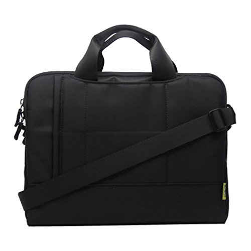 "Price comparison product image Tablet Case TOOPOOT 14"" Laptop Soft Sleeve Bag For Macbook Air Notebook Tablet (black)"