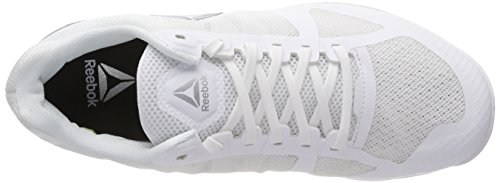 Fitness Scarpe Speed White Silver Reebok Crossfit Bianco da 2 Donna TR 0 XFq0w1BH