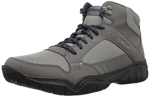 discount low shipping fee Crocs Men's Swiftwater Hiker Mid M Boot Graphite/Black sale factory outlet cheap sale with mastercard sast online g0MZVdr6oc