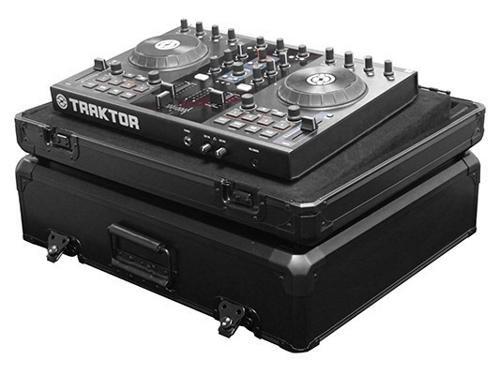 Odyssey KDJC2BL Black KROM DJ Carrying Case for Smaller Controllers