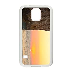 The Peace World Hight Quality Plastic Case for Samsung Galaxy S5