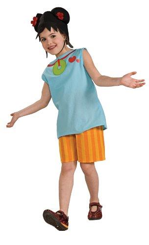 Rubies Ni Hao Deluxe Child Costume, Kai-Lan, Small]()